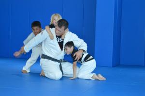 Fun jiu-jitsu