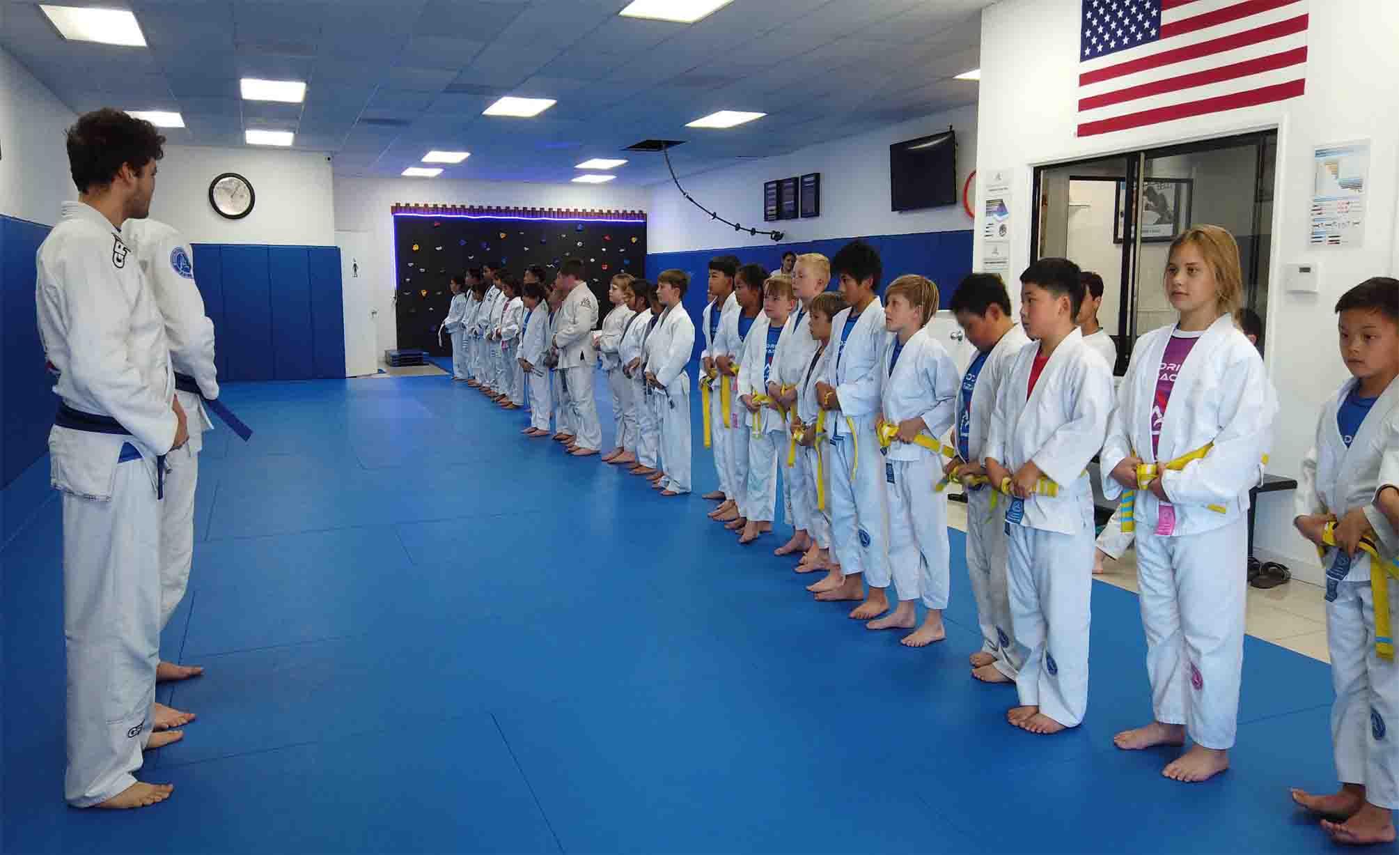 RODRIGO GRACIE JIU-JITSU – Martial Arts Self defense